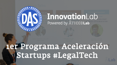1er Programa Aceleración Startups #LegalTech