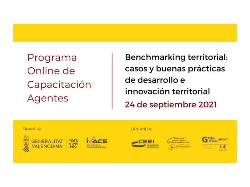 Presentación Benchmarking territorial: casos y buenas prácticas de desarrollo e innovación territorial