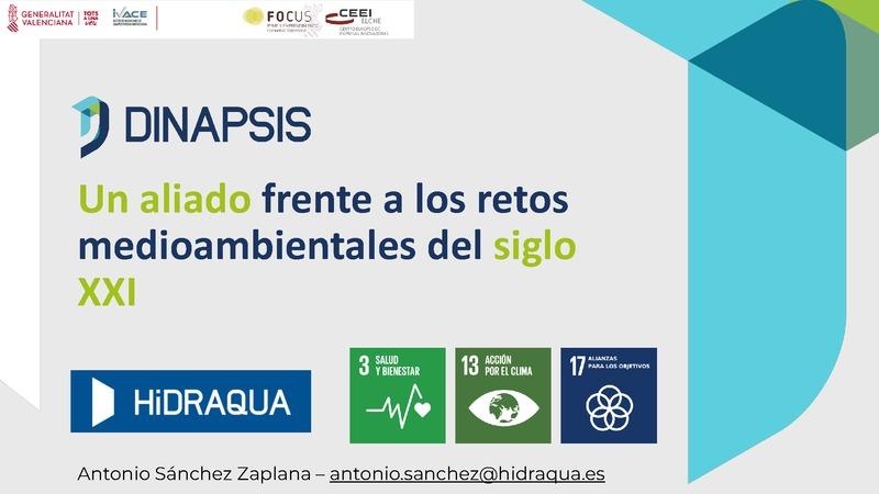 DINAPSIS - Un aliado frente a los retos medioambientales del siglo XXI