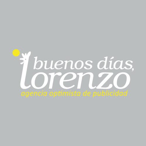 Buenos días, Lorenzo. Agencia optimista de publicidad.