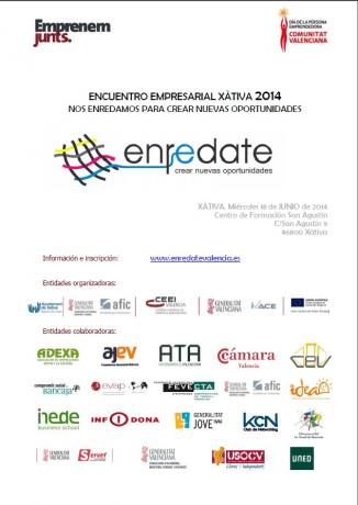 Programa Enrédate Xàtiva 18/06/2014
