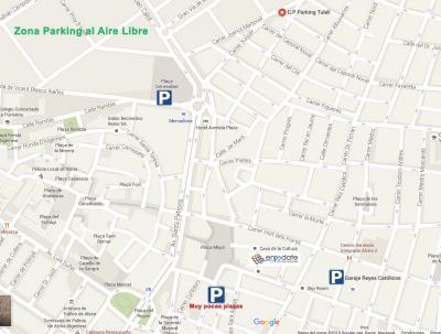 Mapa Enrédate Alzira 2015