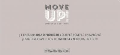 Participar MOVE UP!, emprende con éxito (2019)