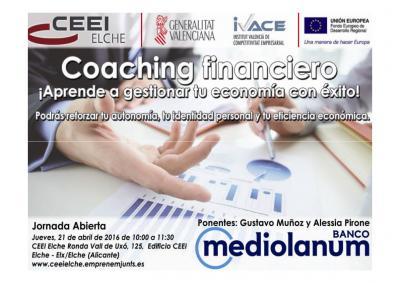 Coaching Financiero ¡Aprende a gestionar tu autonomía, tu identidad personal y tu efi