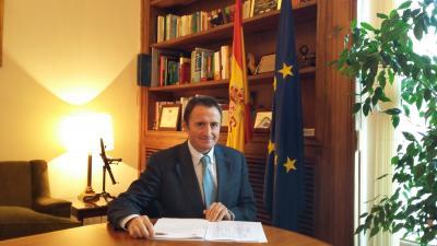 D. Manuel Lainez, Director del Instituto Nacional de Investigación y Tecnología Agraria y Alimentaria (INIA)