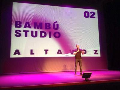 Altavoz Bambu Studio