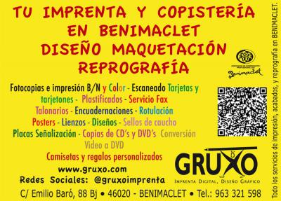Gruxo Imprenta Digital
