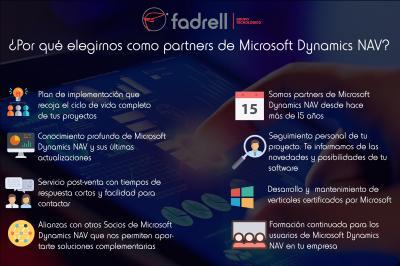 Partners de Microsoft Dynamics NAV