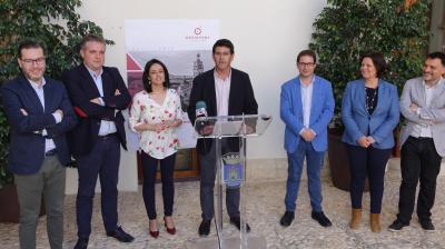 El ayuntamient de Ontinyent obitiene ayudas europeas  EDUSI