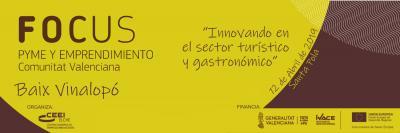 banner Focus Pyme y Emprendimiento Baix Vinalopó 2019