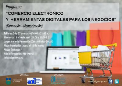 COMERCIO ELECTRÓNICO Y HERRAMIENTAS DIGITALES PARA LOS NEGOCIOS