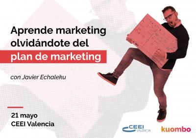 Curso Aprende marketing olvidándote del plan de marketing