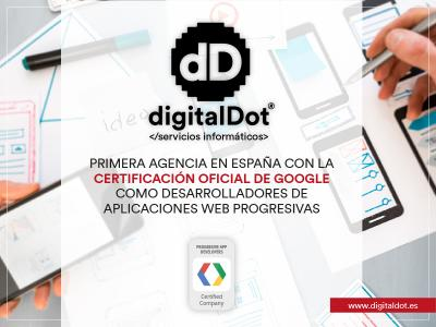 digitalDot. PWA