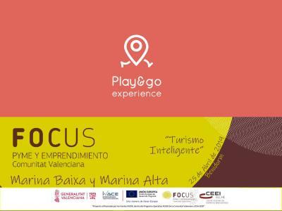 Presentación de Play&go experience