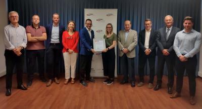 Darwing Bioprospecting obtiene el sello EIBT que la acredita como empresa innovadora de ANCES