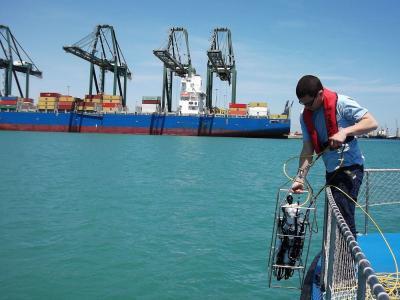 Servicios técnicos especializados en puertos comerciales y deportivos