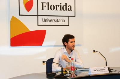 Mariano Hervás, exalumno de Florida Universitària
