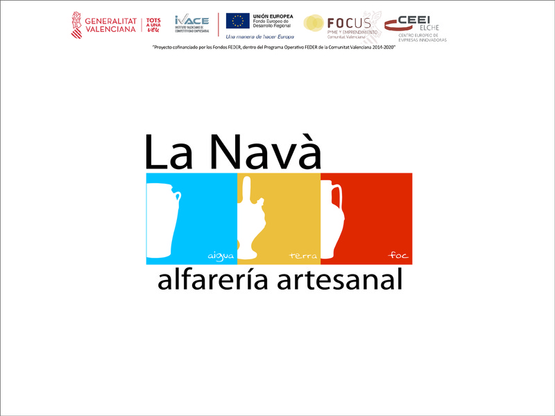 Presentación La Navà - alfarería artesanal