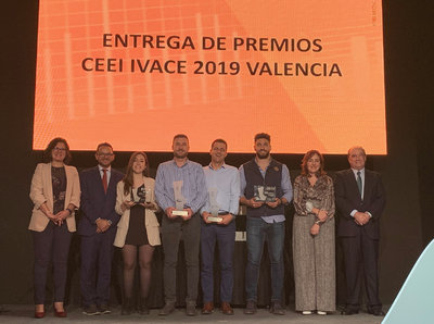 Premiados CEEI IVACE 2019