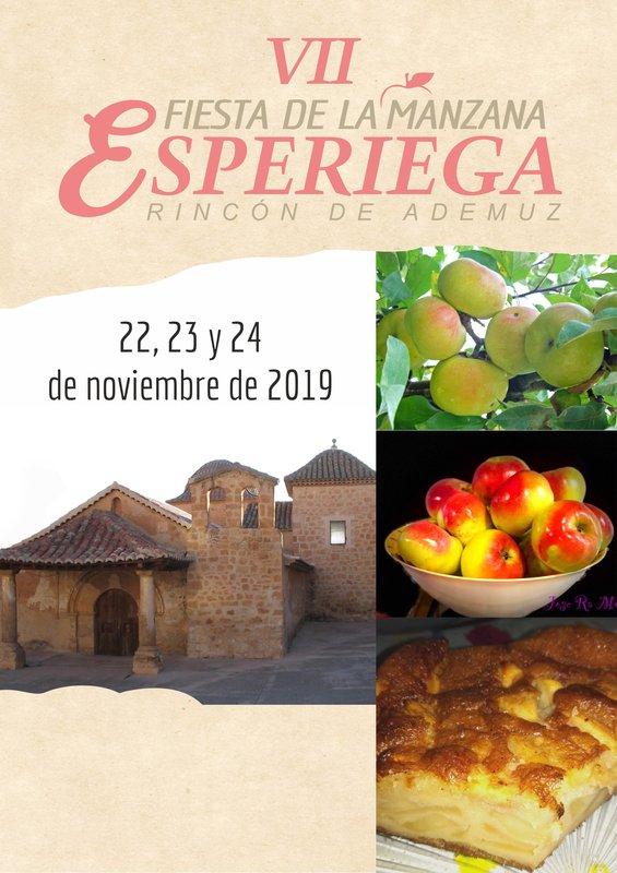 VII Feria de la manzana