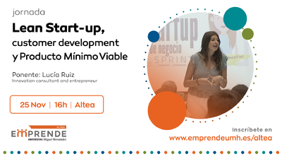 Lean Start-up, customer development y producto mínimo viable para el sector artístico