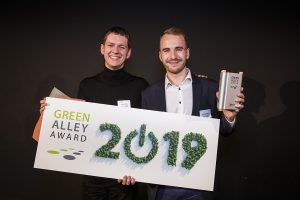 Green Alley Award 2019
