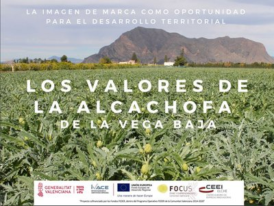 Los valores de la alcachofa de la Vega Baja
