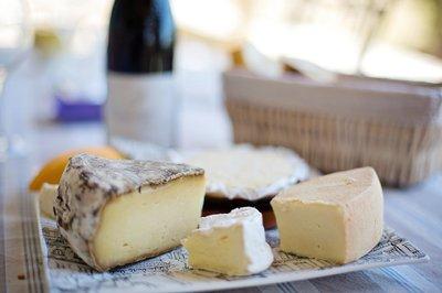 proteínas del queso