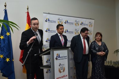 Pedro Albares Premio Europeo a la innovación