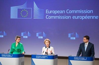 Comisión Europea Coronavirus empresas startups