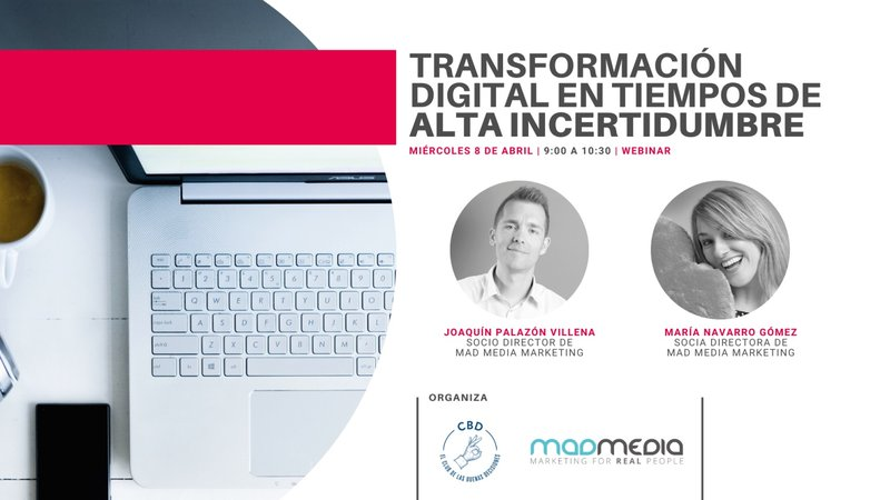 Transformación Digital en tiempos de Alta Incertidumbre