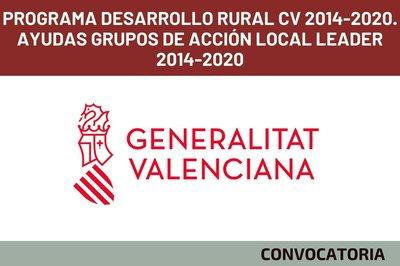 Programa desarrollo rural