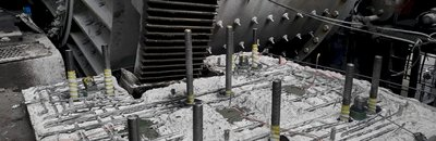 Rehabilitación de cimentaciones de hormigón