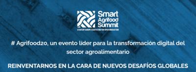 Agrifood20: un evento líder para la transformación digital del sector agroalimentario
