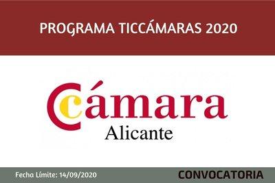 Programa Ticcámaras 2019