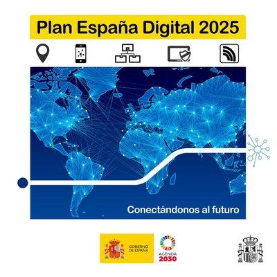 Plan de España Digital 2025