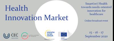 Mercado B2B de Innovación en Salud 2020