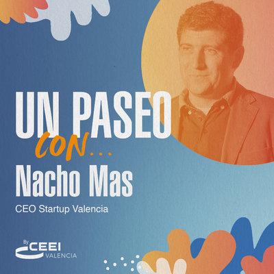 Nacho Mas, CEO de Startup Valencia