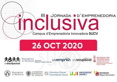 III Jornada Emprendimiento Inclusivo 5UCV