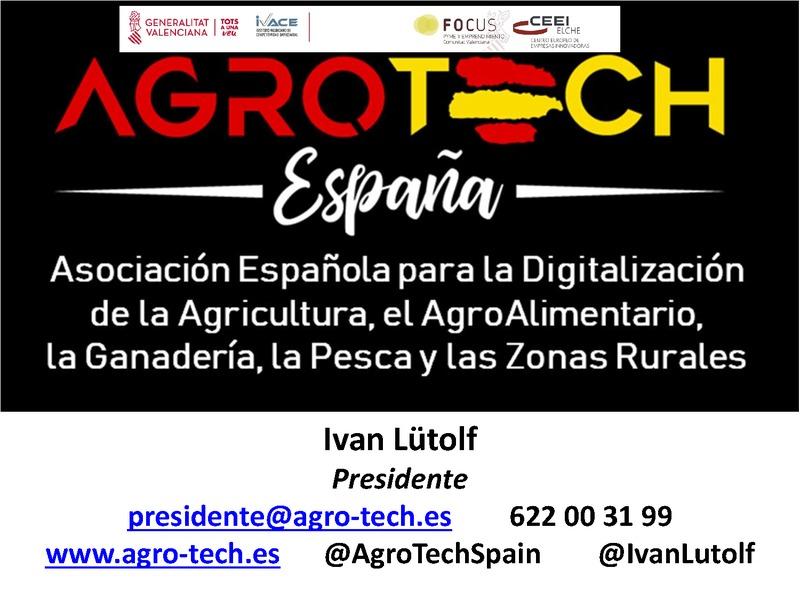 Agrotech España (Portada)