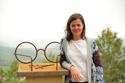 Anna Guixà, vicepresidenta de l'Associació Porta a Porta de Catalunya