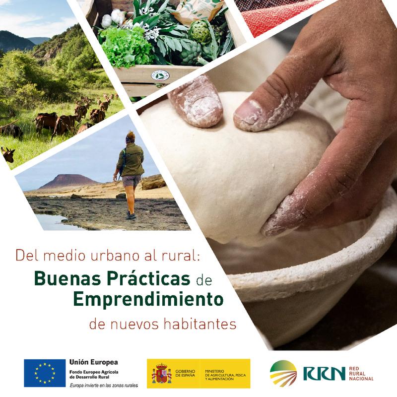 Informe Del medio urbano al rural buenas prácticas de emprendimiento de nuevos habitantes