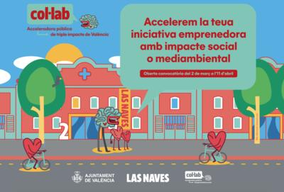 Col·lab busca 15 startups innovadoras con impacto social, económico y medioambiental