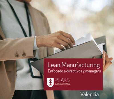 Lean Manufacturing PEAKS